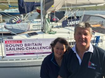 Kairos, Kairos II, Simon Ward, Helen Ward, Moody 336, National Autistic Society, NAS, Run Britain Sailing Challenge, Round Britain, crazysails.blog, JustGiving, Moody 336, MRSC, PTBO, Push the boat out